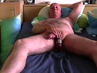 Old Man Gay Outdoor