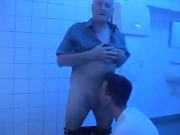 Hairy Gay Men Wanking