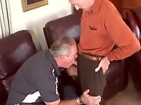 Gay Old Blowjob