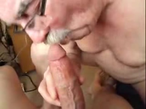 Mature gay guys balls