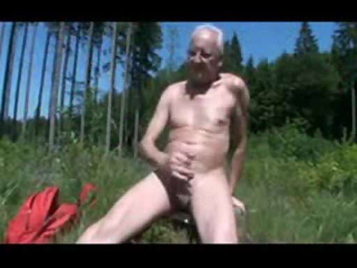 Old Men naked