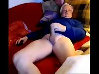 Fit Older gay Men licking balls showing a mature truck drivers in toilets.
