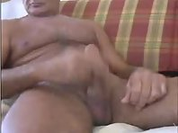 My favorite Older gay Men is jerking off big dick together with a married bears Tube.