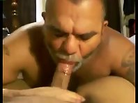 Older Guy Wanking