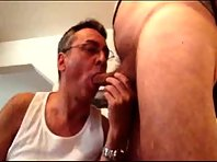 Xvideos about cottaging Tube showing gay daddies in gloryhole jerking off.