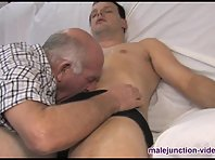 Old Man Cock Video